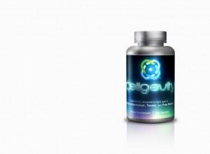 bottle of Cellgevity from Max International