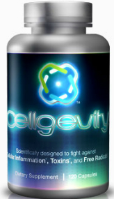 Bottle of Cellgevity