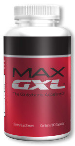 Bottle of MaxGXL