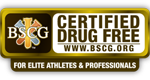 certified drug free logo